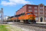 BNSF 115 east